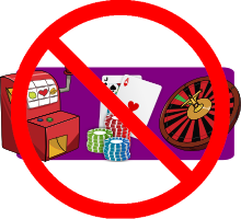Casino juego prohibido