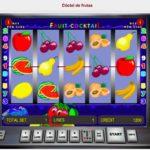 máquinas tragamonedas frutas