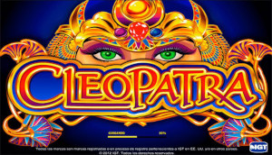 jugar gratis cleopatra tragamoneda