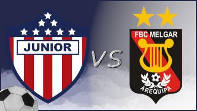 Atlético Júnior vs Melgar – Apuestas y Pronósticos