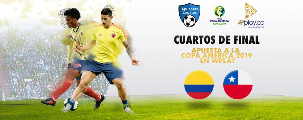 Colombia vs Chile Predicciones y Pronósticos