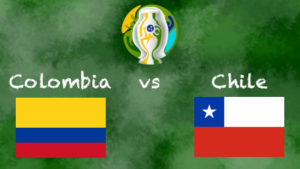 Colombia vs Chile pronóstico
