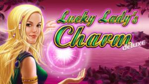 Lucky Ladys Charm Deluxe Tragamonedas