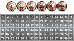 Reglas del Bingo