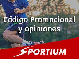 Código Promocional Sportium Colombia