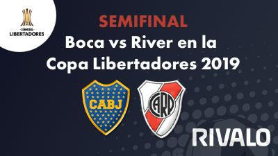 Boca vs River Copa Libertadores 2019 – Pronósticos y Predicciones