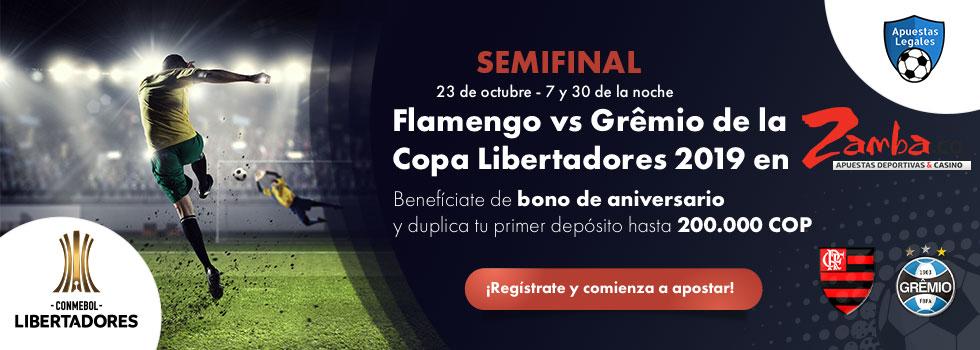 Flamengo vs Gremio Predicciones