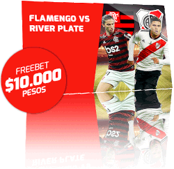 Flamengo vs River Final de la Copa Libertadores Zamba FreeBet