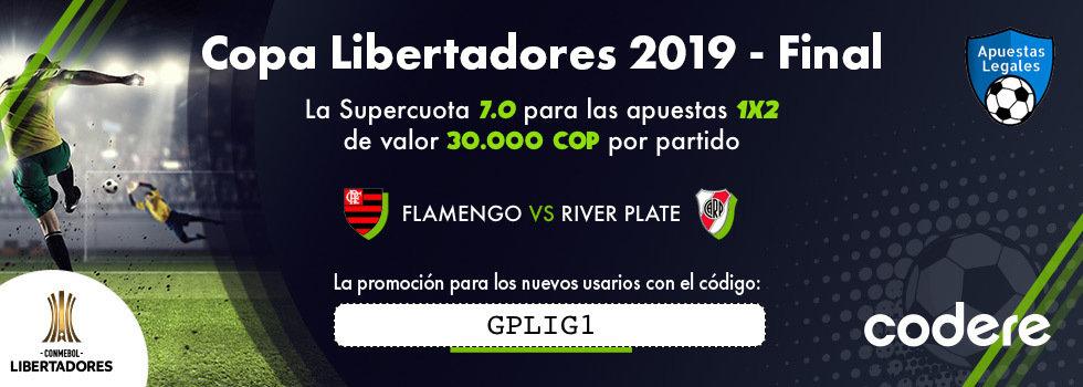 Flamengo vs River Predicciones Final Copa Libertadores 2019