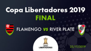 River vs Flamengo Final Copa Libertadores 2019