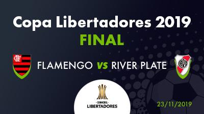 Flamengo vs River Predicciones – Final de la Copa Libertadores 2019
