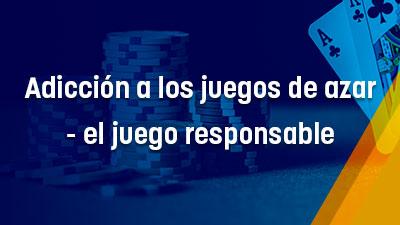 Adicción a los juegos de azar – el juego responsable en Colombia