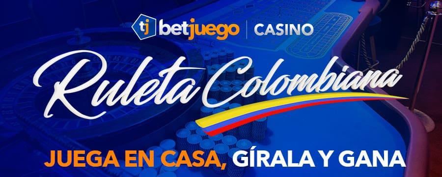 ruleta colombiana