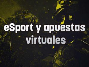 Como Apostar en Deportes Virtuales – e-Sport