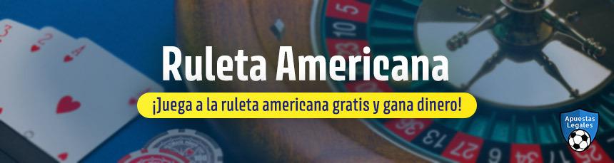 como jugar a la ruleta americana