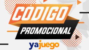 Código Promocional Yajuego
