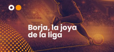Borja en Copa Libertadores