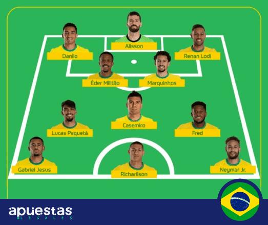 brasil seleccion