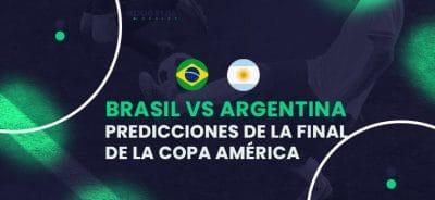 brasil vs argentina copa america 2021