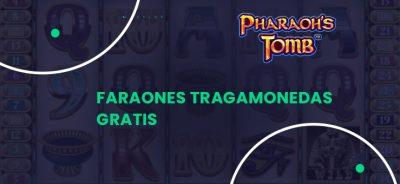 faraones tragamonedas colombia